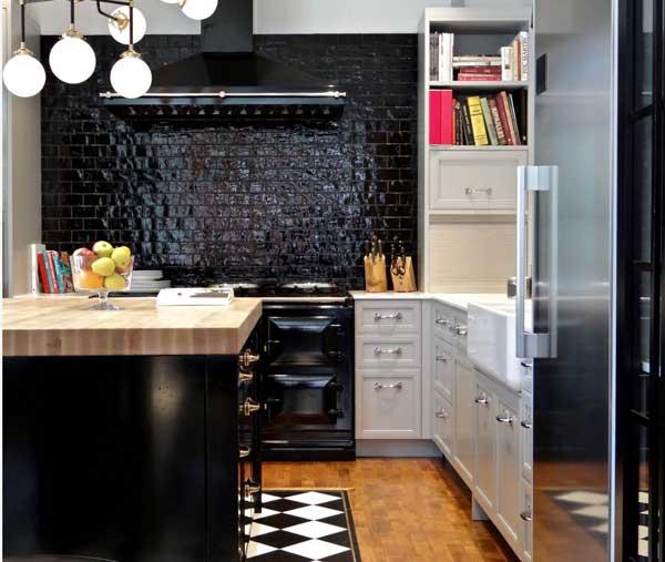 Дизайн небольшой кухни 2018